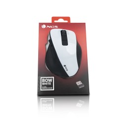 NGS RATO WIRELESS BOW WHITE