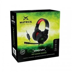 HEADSET 2.0 GAMING WINDFURY...