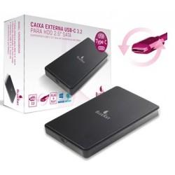 CAIXA EXTERNA 2.5 USB-C 3.2...
