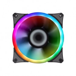 FAN RGB ANGEL RING 3P+4M (S)