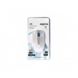 RATO WIRELESS APPROX BRANCO